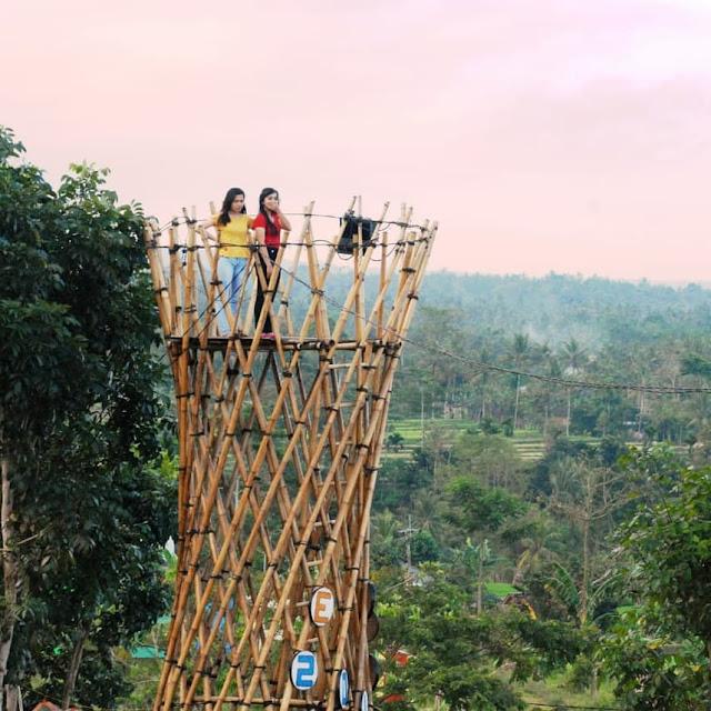 Lokasi Agro Wisata Tamansuruh