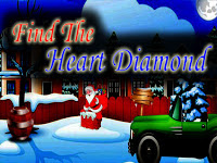 Top10NewGames - Top10 Find The Heart Diamond