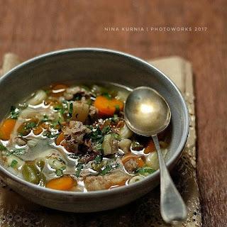 Ide Resep Masak Sup Daging Makaroni