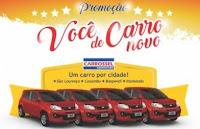 Promoção Carrossel Supermercados - Você de carro novo