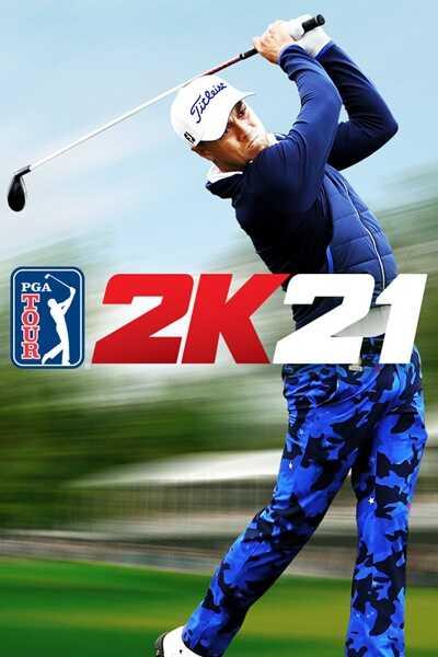 โหลดเกมส์ [Pc] PGA TOUR 2K21