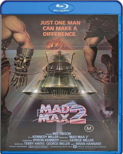 Mad Max 2: The Road Warrior [1981] [BD25] [Latino]