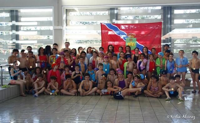Segunda jornada deporte infantil en la piscina municipal cubierta de san fernando de henares - Piscina san fernando de henares ...