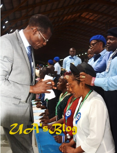 Tinubu's Wife, Remi Becomes A Pastor In RCCG, Officially Ordained (Photos)