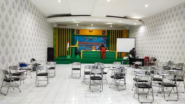KONFERCAB ke- XXII PMII Banda Aceh dinilai Cacat dan Tidak Netral