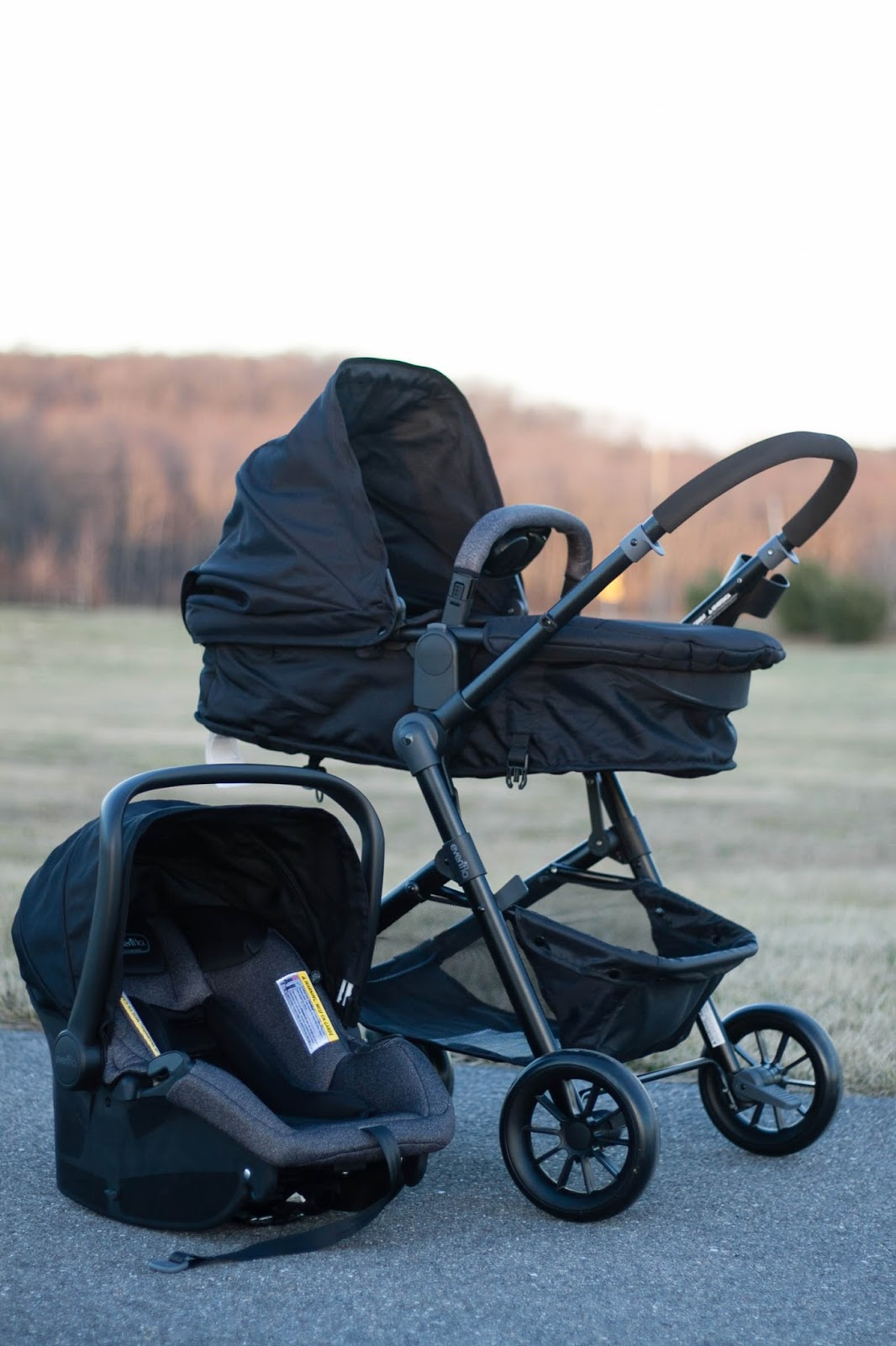 How To Travel With An Infant Car Seat