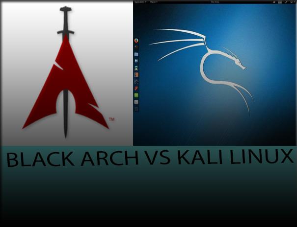 BlackArch vs Kali Linux - Allvsall