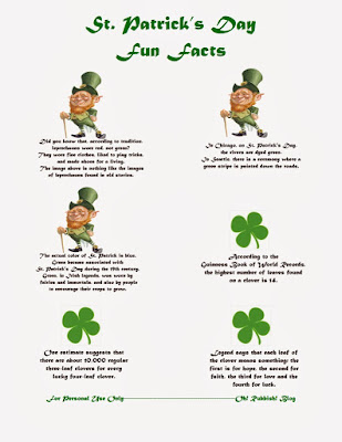 st patrick's day facts legend