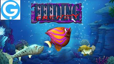 تحميل لعبة السمكة بجميع اجزائها للكمبيوتر برابط واحد مباشر
