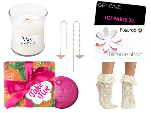 Cadeautips voor vrouwen