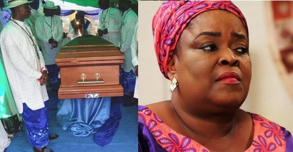 Henritta Kososko's corpse wasn't buried in Delta State because of bride price - family source