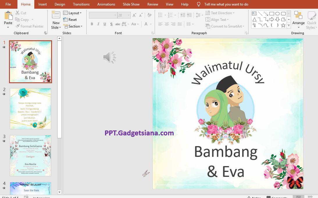 Download Templates Undangan Pernikahan Digital 01 Mediasiana Com Media Pembelajaran Masakini
