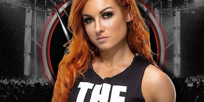 Alyse Ashton Makes WWE Debut as Backstage Interviewer. Becky Lynch On WWE Backstage