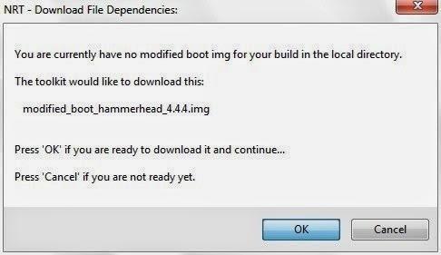 Nexus Root Toolkit Download Files