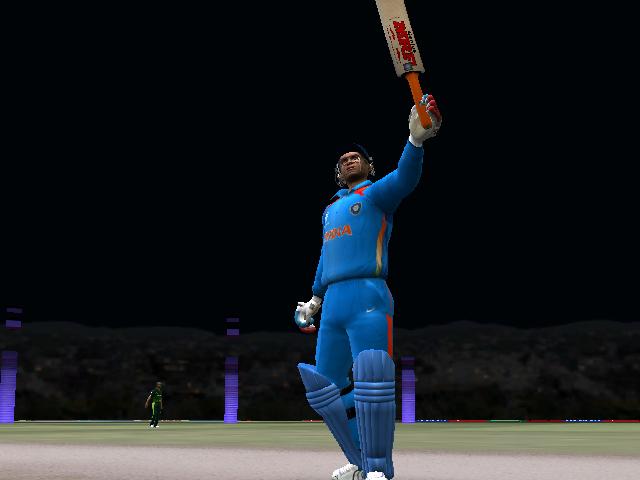 ea sports cricket 20010