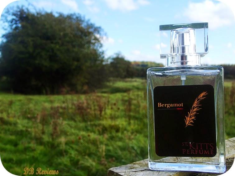 Bergamot Perfume from St. Kitts Herbery