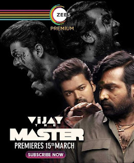 Download Vijay The Master (2021) Full Movie Hindi Dubbed 720p 1GB HDRip