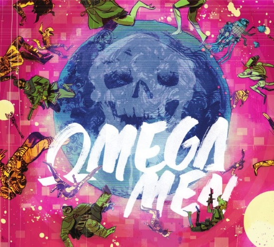 Omega Men, de Tom King