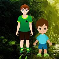 BigEscapeGames- Adventures Friends Escape