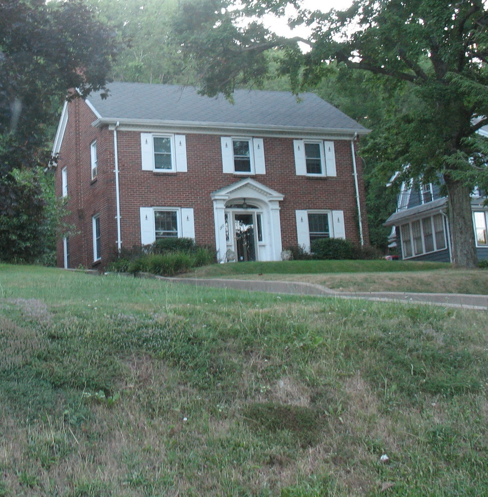TC's house on Douglas