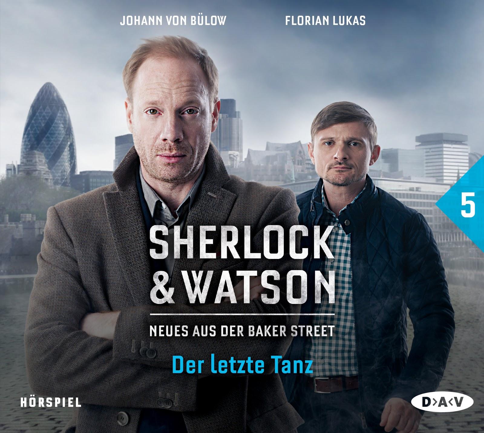 Sherlock & Watson - Der letzte Tanz (Hörspielrezension) | Die ...