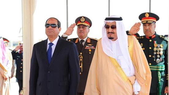 الرئيس-عبدالفتاح-السيسي-الملك-سلمان-كالتشر-عربية