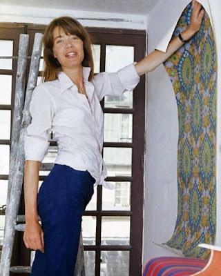 Françoise Hardy llevaría Loewe y Tibi