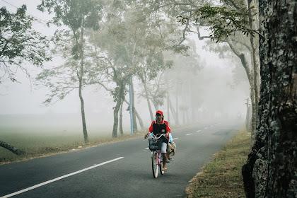 Bukit Banda Edisi Berkabut! (Kebumen, Jawa Tengah)