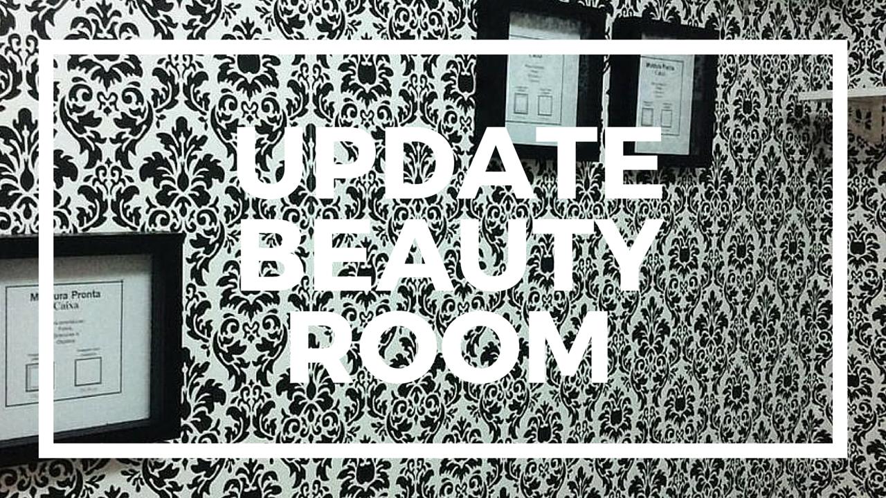 Vídeo Tour: Update da Penteadeira e do Quarto da Beleza