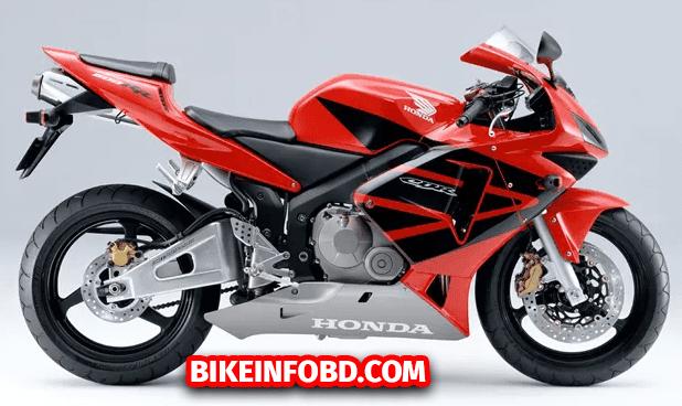 Honda CBR600RR 2003 - 2004