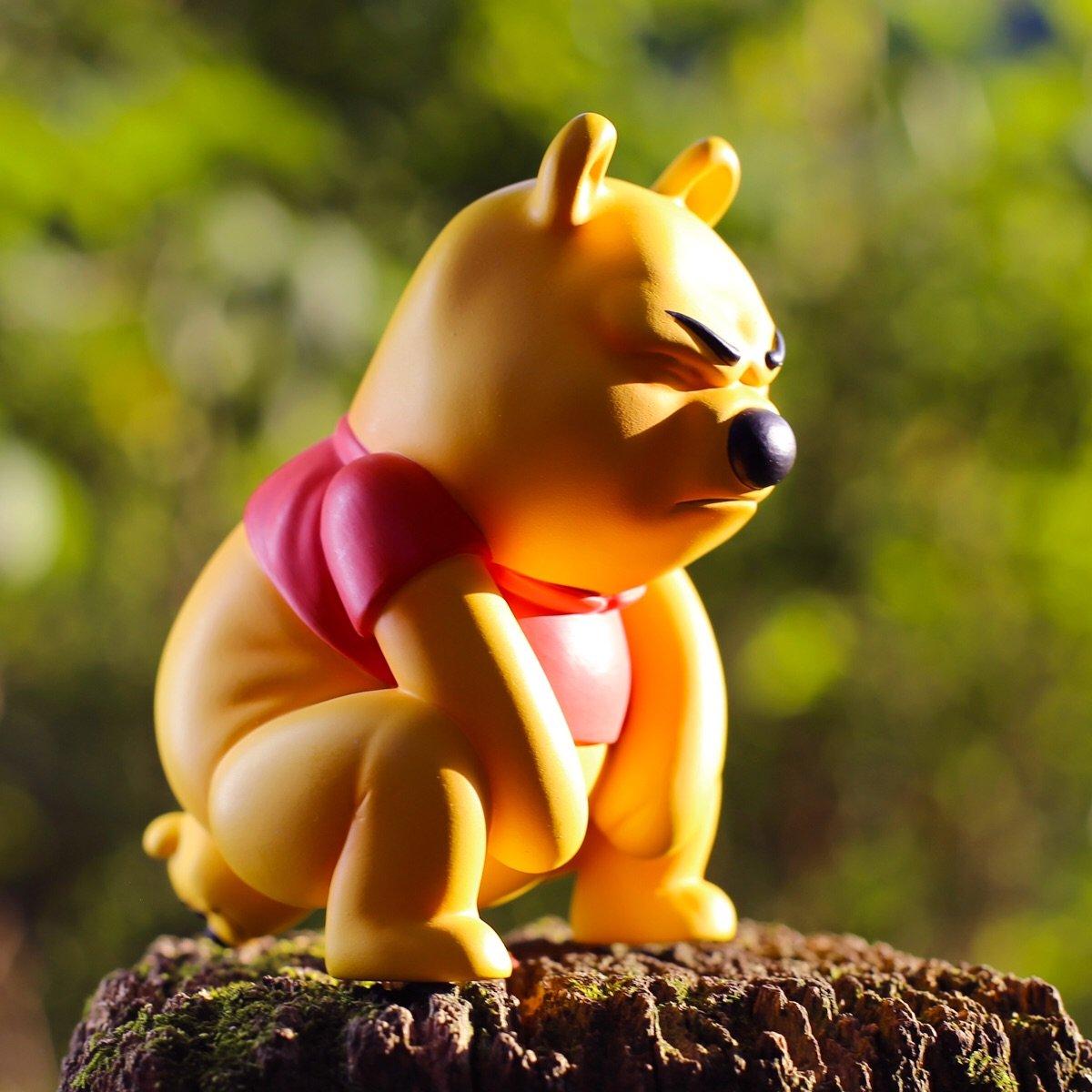 Winnie The Pooh Pooh By Alex Solis
