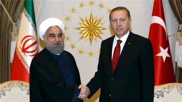 Η Τουρκία και το Ιράν επίδοξες περιφερειακές δυνάμεις σε κρίση