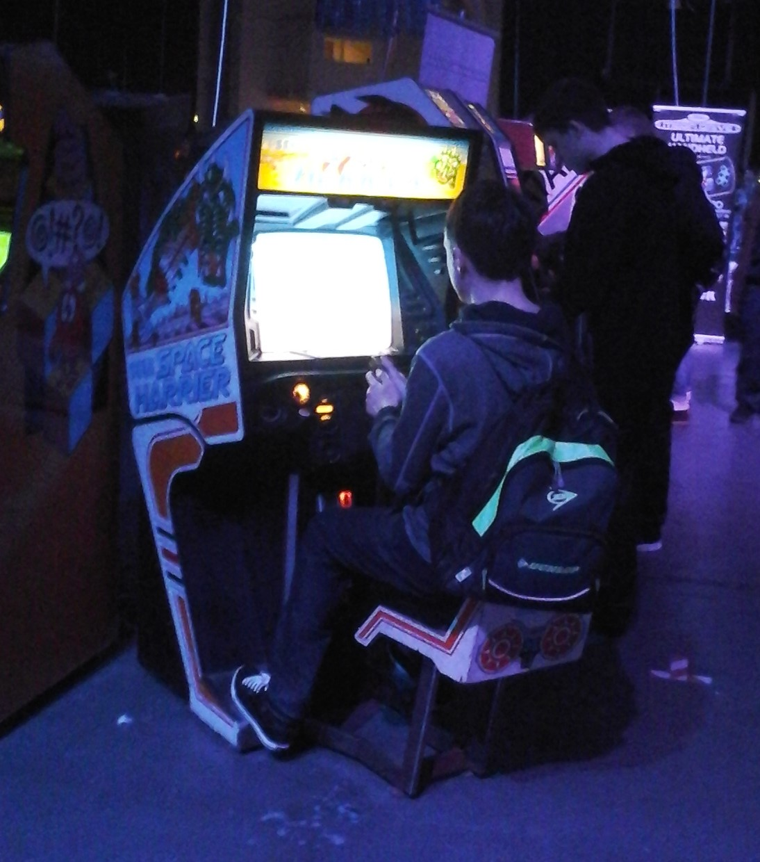 Play Blackpool, Retro Gaming