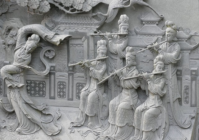 Musik Tradisional Tiongkok