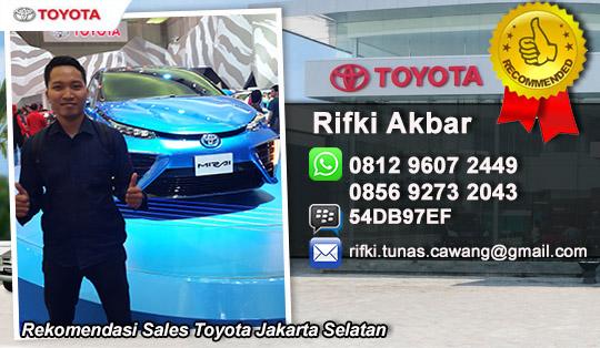 Toyota Jakarta Selatan
