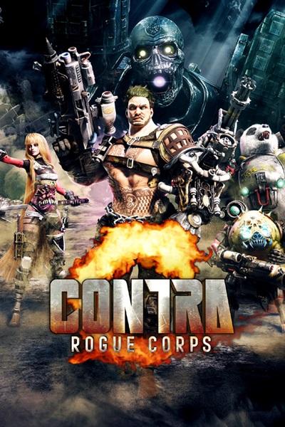 โหลดเกมส์ CONTRA: ROGUE CORPS