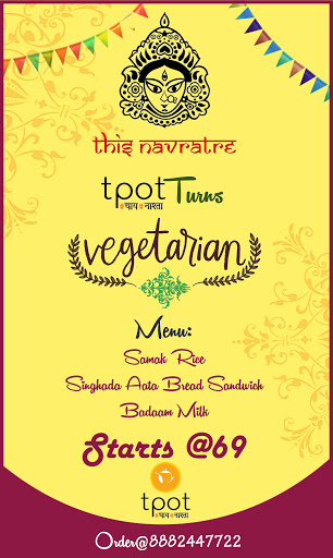 Tpot Introduces Special Navratri Menu