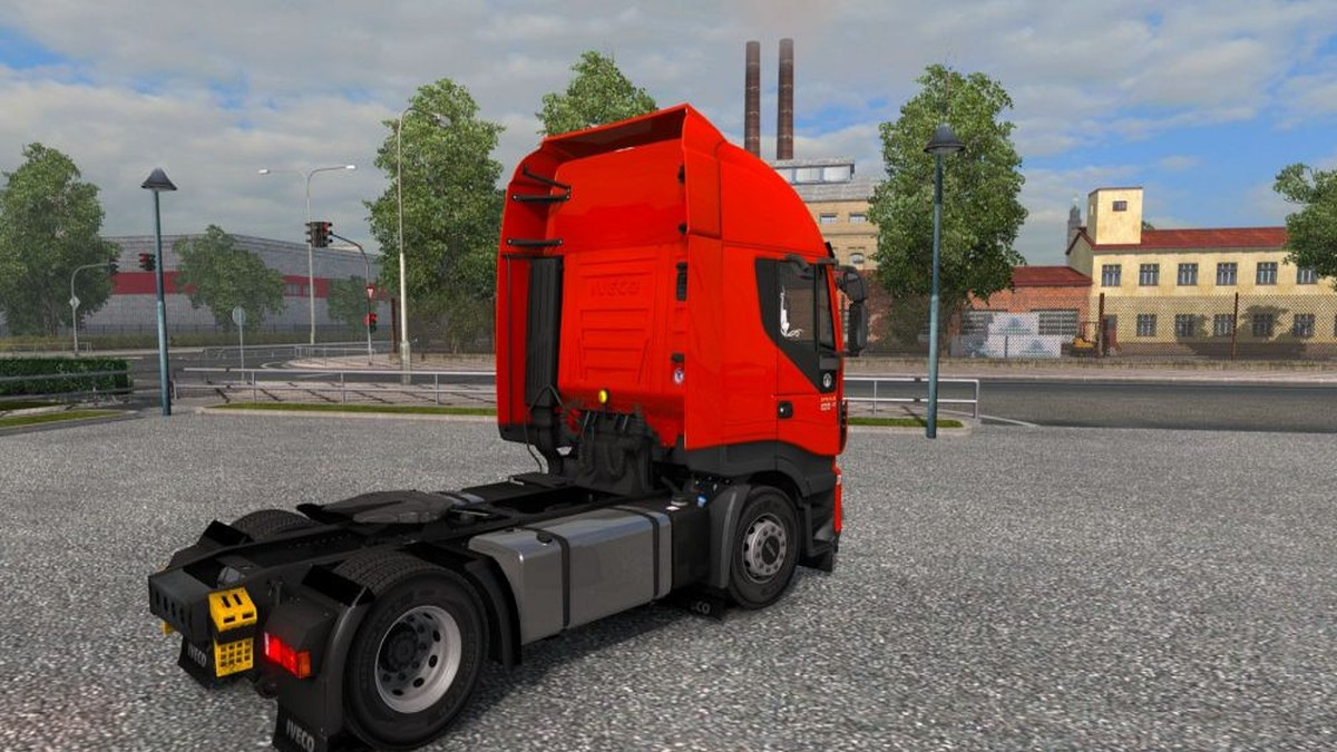 Iveco Hi Way Reworked v 1.5 mod by Schumi