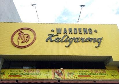 Bebek Waroeng Kaligarong