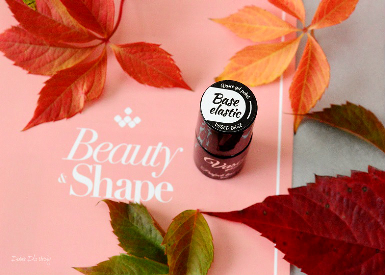 ExtraBox Beauty&Shape by ShinyBox - Vasco Nails Top/Baza