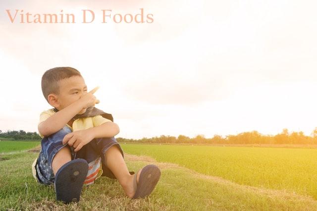 Vitamin-D, Vitamin-D-Source