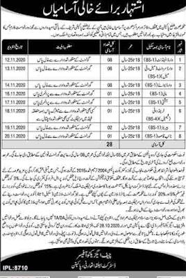 District Health Authority DHA Pakpattan jobs