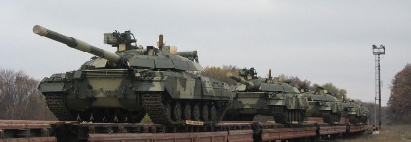Харківські заводи виконують спільну програму модернізації танку Т-64БМ2