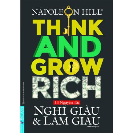 Think And Grow Rich - 13 Nguyên Tắc Nghĩ Giàu Và Làm Giàu ebook PDF EPUB AWZ3 PRC MOBI