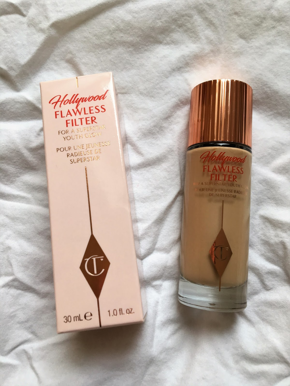 Hollywood Flawless Filter by Charlotte Tilbury #21