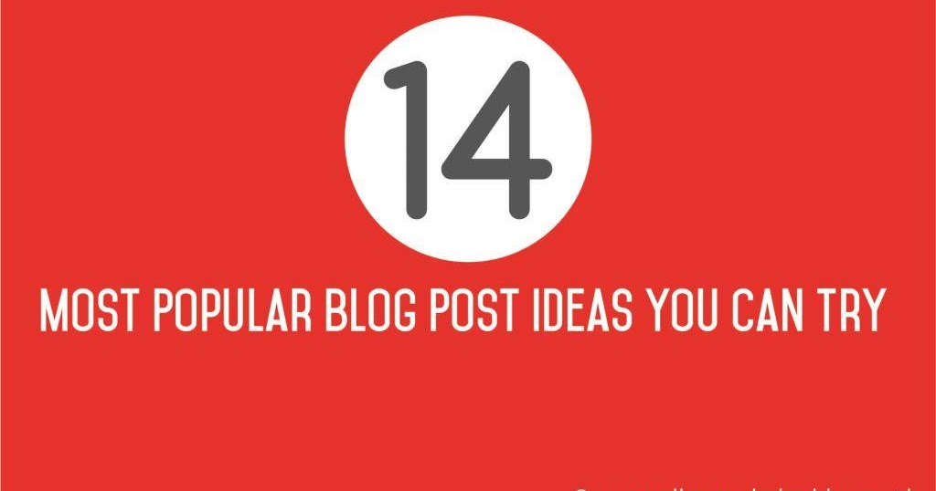 Read Blogs Can I Where