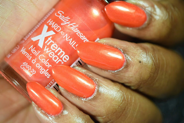 Sally Hansen Xtreme Wear Crushed