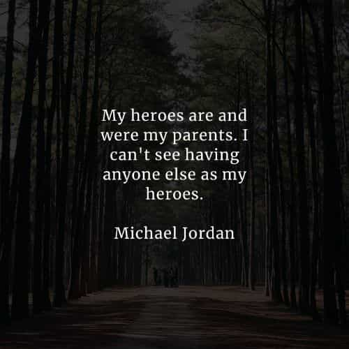 Famous quotes and sayings by Michael Jordan