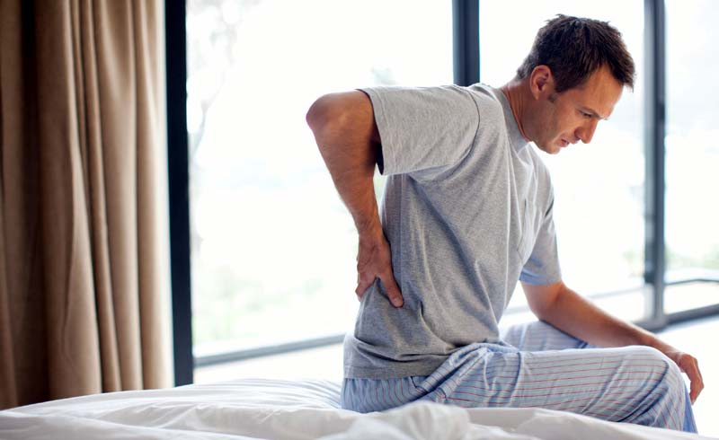 7 Mistakes People Make With Back Pain
