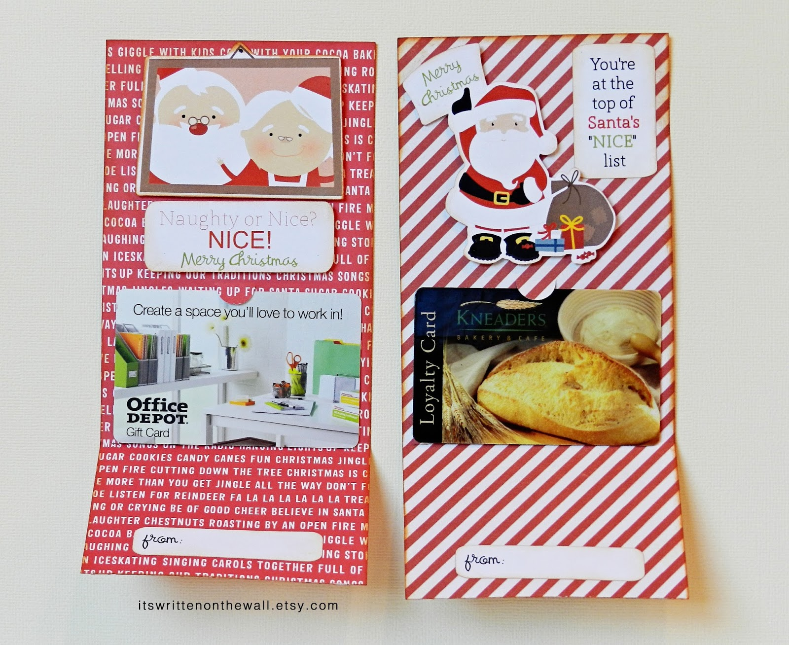 office depot christmas cards